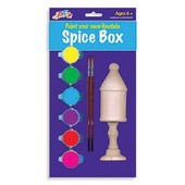 Paint you own Havdala Spice Box