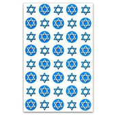"""Magen David"" Star of David Stickers"