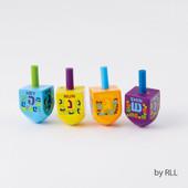 Colorful Painted Dreidels