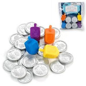 Chanukah Dreidel Game