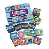 Chanukah Memory Game in Tin Box