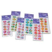Transparent Capsule Stickers