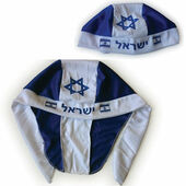 Bandana with Israeli Flag