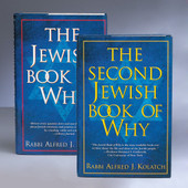 Jewish Book of Why Set - Volumes I & II