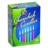Standard Chanukah Candles at Bulk prices