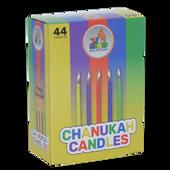Bulk Standard Chanukah Candles - Minimum 50 Packs
