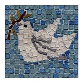 Dove of Peace Complete Mosaic Project Kits