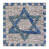 Star of David Complete Mosaic Project Kits