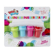 Chanukah Rubber Stamps