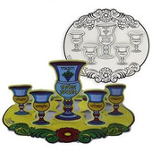 Passover 4 Cups Craft Projects