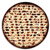 Large Round Matzah Cutouts