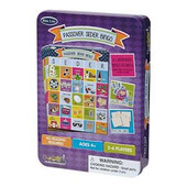 Passover Seder Bingo Game in Collectible Tin