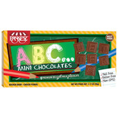 ABC Mini Chocolates - Cholov Yisroel