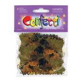 Star of David Gold Confetti