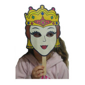Make-Your-Own Queen Esther Purim Mask (18)