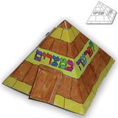 3D Fold Up Pyramid