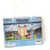 My Felt Story Sinai, Shavuot, Jewish Flannel Board Story for Children and Toddlers