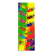 """""""Ktivah Yafah"""" (כתיבה יפה) Hebrew Pencil Shaped Incentive Stickers"""