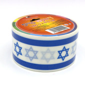 Flag of Israel Duct Tape