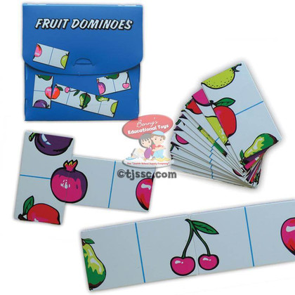Fruit Dominoes