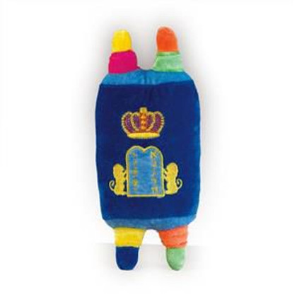 "Small 8"" Plush Torah"