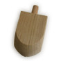 Wooden Craft Dreidel for Decoration Hanukkah arts and craft project