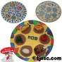 DIY Passover Seder Plate