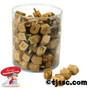 Gold Stamped Wooden Dreidels