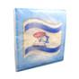 Napkins with the Israeli Flag