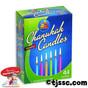 Standard Chanukah Candles