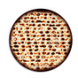 "5"" Large Round Matzah Card-Stock Cutouts - 20/Pack"