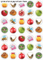 Rosh HaShana Sticker Sheet