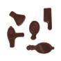 Girls Mini Chocolates - Cholov Yisroel
