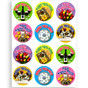 Happy & Kosher Passover Stickers