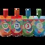 Wood Dreidels Painted Colorful Designs