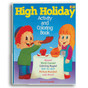 High Holiday Activity and Coloring Book in Rosh HaShana Small Care Package