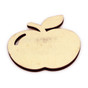 Laser Cut Wooden Apple in Rosh HaShana Small Care Package
