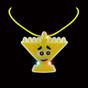 Light Up Menorah Necklace