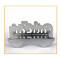 DIY Metal Chanukah Menorahs for Decoration Classroom Pack (20)