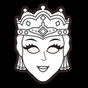 Make-Your-Own Queen Esther Purim Mask