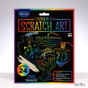 Chanukah Scratch Art