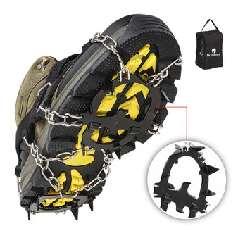 Dr. Prepare Ice Cleats, Ice Grippers & Crampons, Traction Cleats