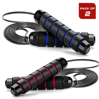 Jump Rope -- 2 Pack