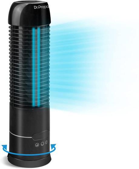 "16"" Portable Oscillating Tower Fan"