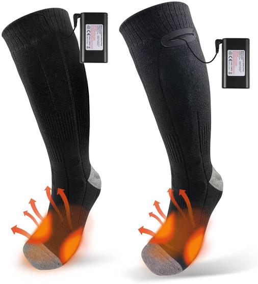 Heated Socks for Men/Women - Upgraded Construction