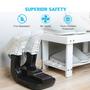 Dr. Prepare Boot Dryer Shoe Dryer, Glove Dryer & Boot Warmer (Ozone)