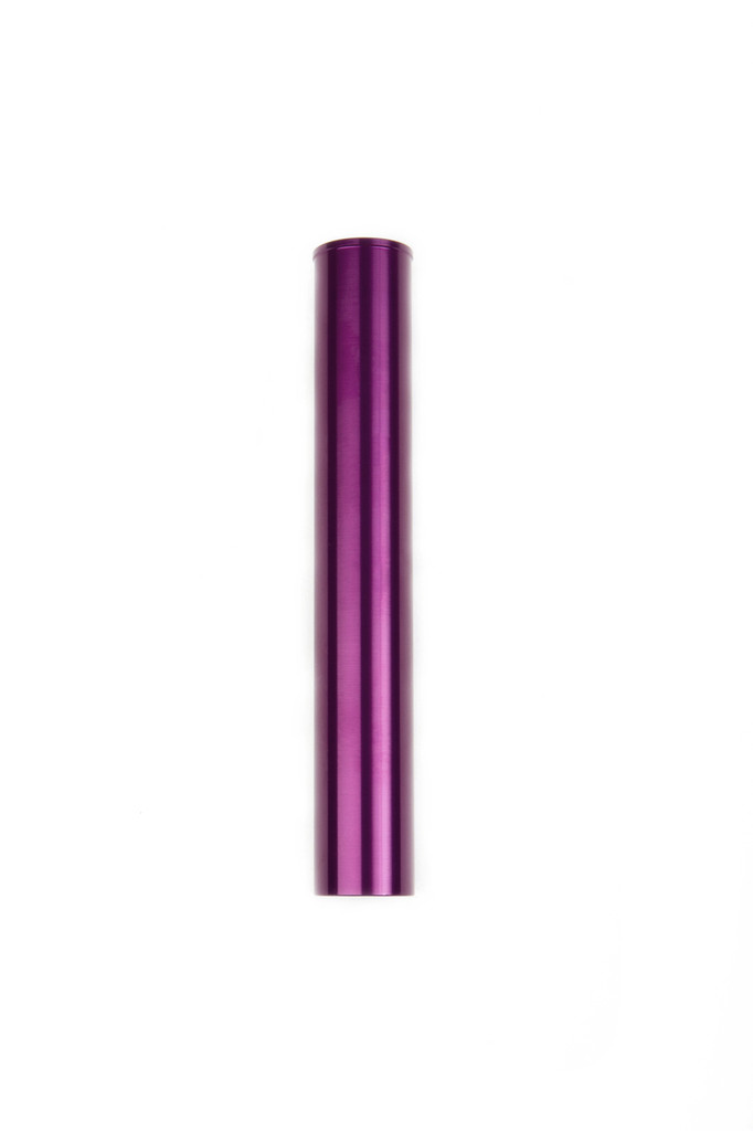 25mm Aluminum Sleeve - Purple Anodized