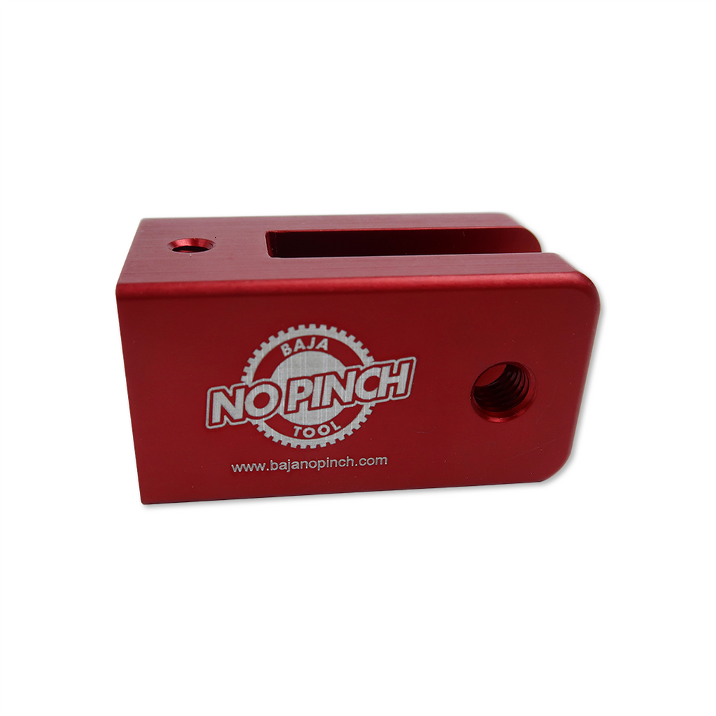 Baja No Pinch Red Bracket