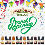 Smart Juice's online store is open for business!
