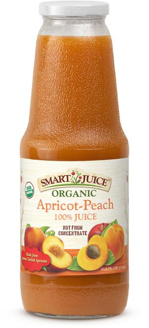 Smart Juice Apricot-Peach front